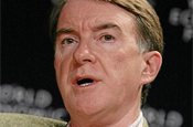 Mandelson: attacks illegal file sharers