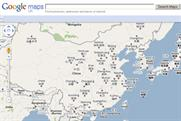 Google: considers China move