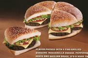 Burger King: marketer behind the Pizza Burger to head up Europe
