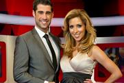 OK! TV: hosts Matt Johnson and Kate Walsh
