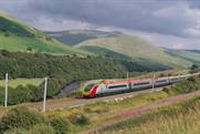 Virgin Trains: has lost the West Coast line franchise to rival FirstGroup