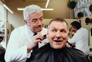 Kevin Keegan stars with Ray Stubbs in Top Up TV viral