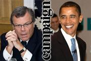 WPP's Sorrell among select guests at President Obama's State Banquet