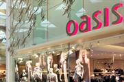 Oasis: owner Aurora Fashions plans dual store
