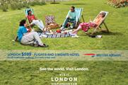 Visit London and New York tourism body to promote each other