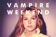 Vampire Weekend: Contra album cover