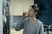 Yakult ad avoids scientific jargon