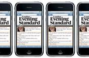 The Evening Standard: paper's redesign attracts criticism