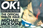 OK!: Michael Jackson tribute magazine