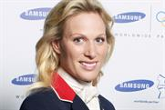 Zara Phillips: Samsung Olympic ambassador