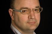 Steve Barrett, editor of Media Week