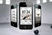 Nike: training club iPhone app