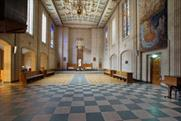 The Dutch Hall's Great Hall is a new events space