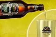 Crabbies: ginger beer brand sponsors TV awards