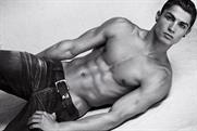 Ronaldo: footballer showcases his talents in Armani ads