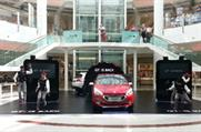 Peugeot goes back in time with experiential campaign