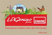 Calor Gas: returns to advertising