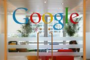 Google: takes number-one spot in the table for the first time, from number two in the 2010 report