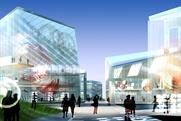 Silvertown Quays: an impression of the proposed global brands centre
