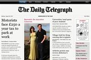 Telegraph: Audi-sponsored iPad app goes live