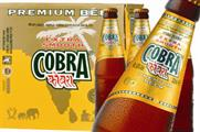 Cobra Beer to use £10m marketing campaign to reconnect with Indian heritage