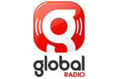 Global Radio: reported a large fall in ad revenue