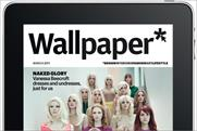 Wallpaper: IPC's first monthly iPad app