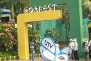 Indian advertising community at Goafest 2011