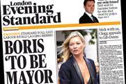 London Evening Standard: creates free iPad apps