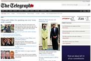 The Telegraph: website relaunched