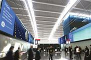 GE launches Olympics campaign in T5
