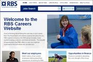 RBS: Publicis creates careers site