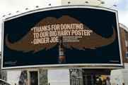 Ginger Joe: launches £2m multimedia ad campaign