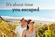 Tourism New Zealand: 'it's about time' campaign