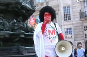 ActionAid: MegaMouth campaign to launch during Put People First March