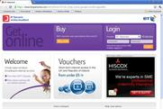 Hiscox: first to use BT's Openzone ad platform