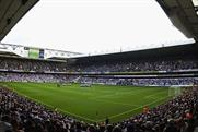Tottenham Hotspur: revenue hit by transfer payments