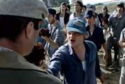 Florette: 'stand off' TV campaign