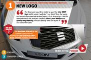 Seat: unveils augmented reality app for Leon model