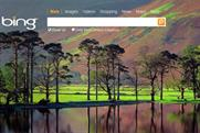 Bing: multimillion-pound UK ad campaign launched