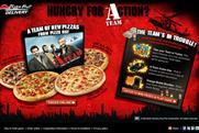 Pizza Hut: launches A-Team of new pizzas