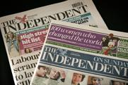 The Independent and Independent on Sunday: sold to Alexander Lebedev