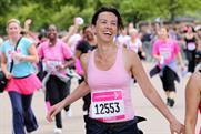 Tesco: ends headline sponsorship of Race for Life