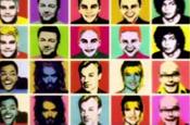 British Comedy Awards...tie-up with Trevor Beattie