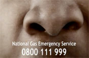Golley Slater: gas campaign
