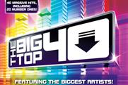 Big Top 40: released by Global Radio