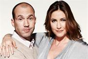 Johnny Vaughan and Lisa Snowdon: Capital hosts