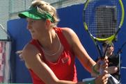 Victoria Azarenka: signs up to Red Bull (picture credit Assaf Yekuel)