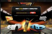 SureMen: Fast Cash Races promotion