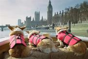 Freeview: corgis ad aimed at recruiting subscribers